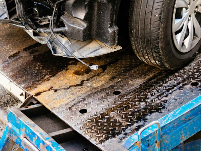 24-hour Emergency auto towing service in Little Rock